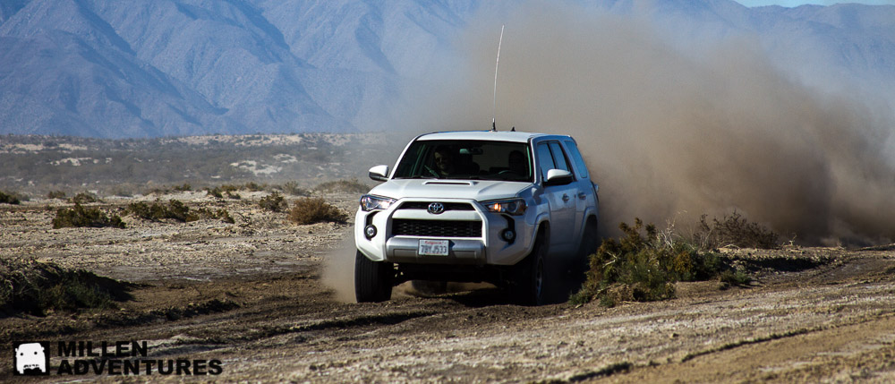 2014 Millen Adventures Baja Ready 4Runner