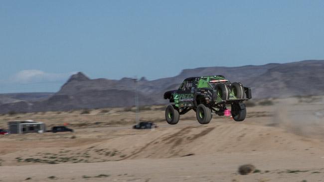 BITD Parker 425 with Greene Motorsports