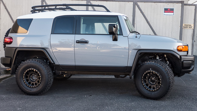 2014 FJ Cruiser Customer Build
